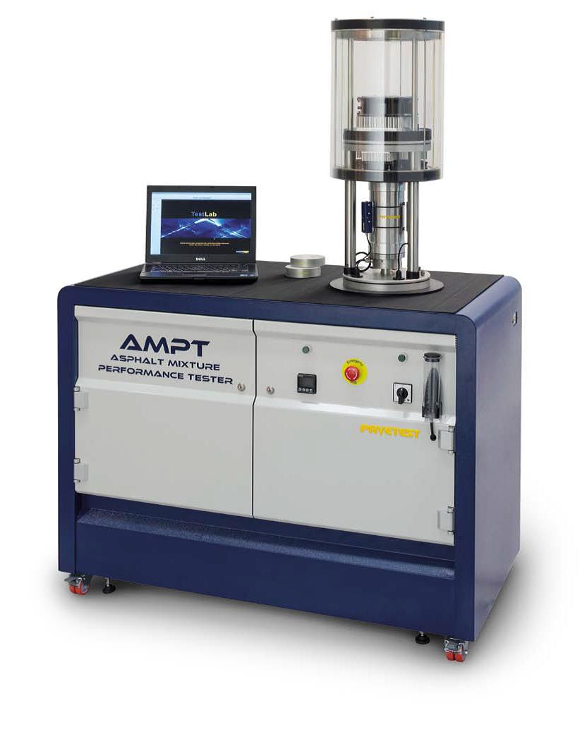 AMPT/SPT-ASPHALT MIXTURE PERFORMANCE TESTER