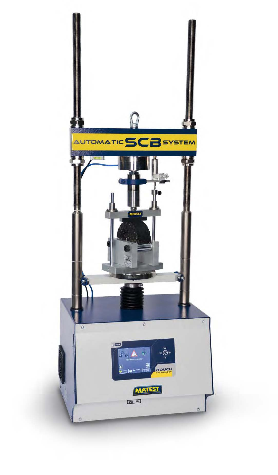 AUTOMATIC SCB TESTER
